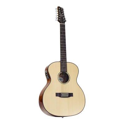 Ozark 12 string electro acoustic guitar for sale