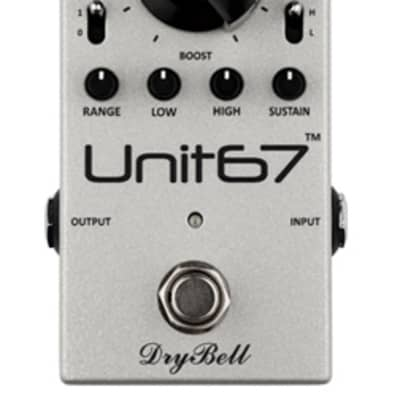 DryBell Unit67 Compressor / EQ / Boost for sale