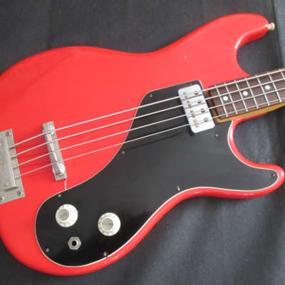 Hofner Professional bass c.1964 red for sale