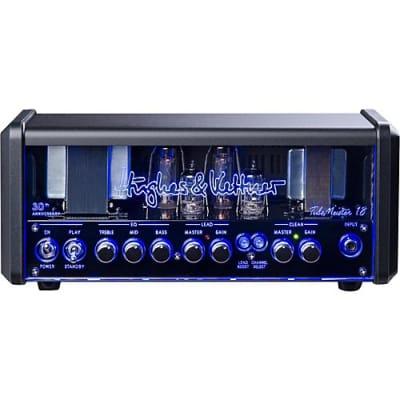Hughes & Kettner TubeMeister 18 30th Anniversary Edition 2-Channel 18-Watt Guitar Amp Head