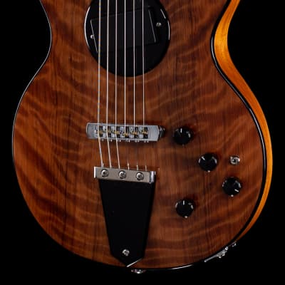 Rick Turner Model 1 Standard Flamed Redwood (372)