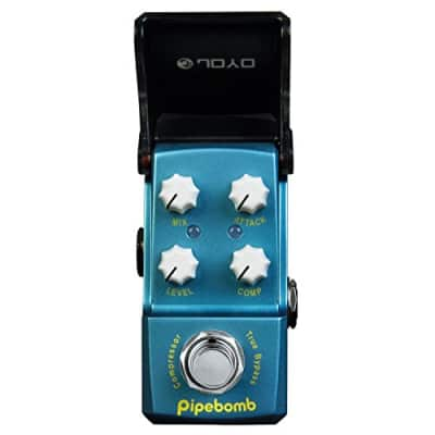 JOYO JF-312 PipeBomb Compressor - Guitar Effects Pedal Ironman for sale