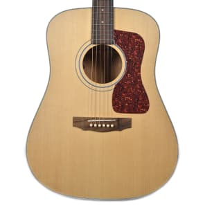Guild USA D-40 Dreadnought Sitka Spruce/Mahogany Natural w/LR Baggs Pickup for sale