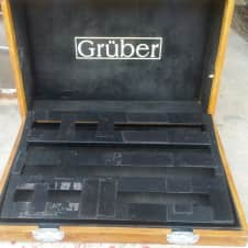 Pedaltrain board and Gruber Hard case Pedaltrain board and custom hard case