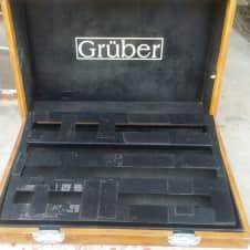 Pedaltrain board and Gruber Hard case Pedaltrain board and custom hard case