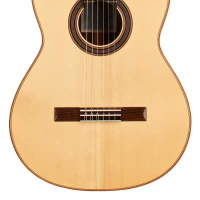 Loriente Clarita Classical Guitar Spruce/Indian Rosewood for sale