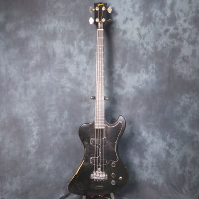 Gibson RD Standard Bass Guitar Ebony 1978 Vintage Krist Novoselic Nirvana + Case for sale