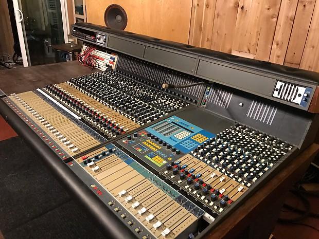 Astounding Vintage Neve 8108 Recording Console Recapped Desk 8128 8232 Download Free Architecture Designs Scobabritishbridgeorg