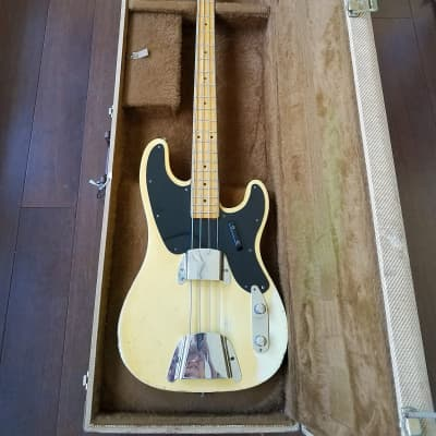 Fender Telecaster bass Prototype  1967 Blonde for sale