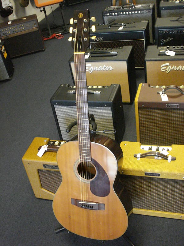 yamaha fg75 early 70 39 s sweet mad music reverb. Black Bedroom Furniture Sets. Home Design Ideas