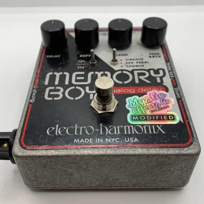 EHX Memory Boy Delay Pedal [Modified] + External Gain Control