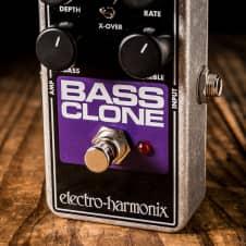 Electro-Harmonix Bass Clone - Bass Chorus Pedal