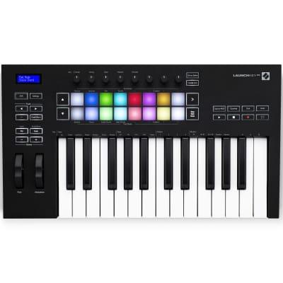 Novation LaunchKey 25 MK3 Keyboard Controller