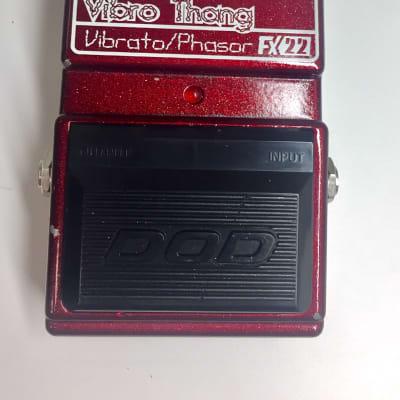 DOD Vibro Thang FX22 Vibrato/ Phasor Pedal for sale
