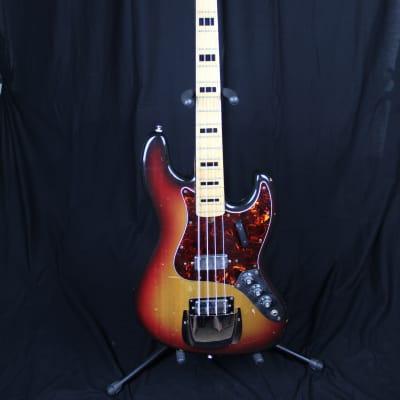 Goya Jazz Bass HH 70s Sunburst for sale