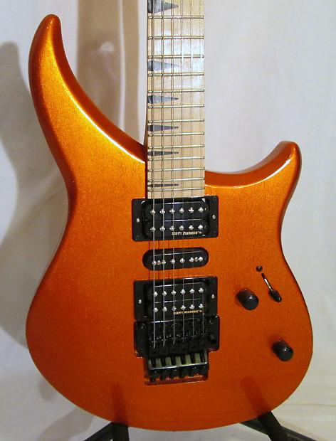 Gibson M-III 2013 Orange Glow Gloss   Guitar_Bazaar