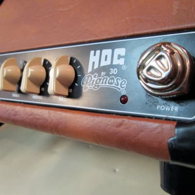 PIGNOSE Hog 30 Bass Amp Solid State Amplifier AS IS works for sale