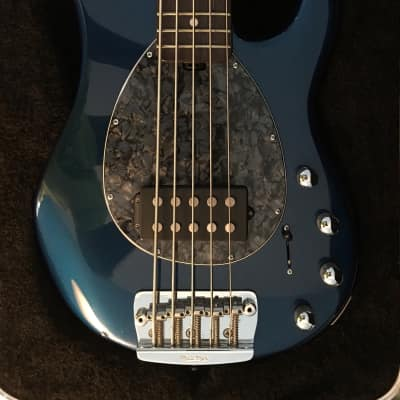 Music Man Ernie Ball Music Man Sterling 5 H Bass Rosewood Fretboard for sale