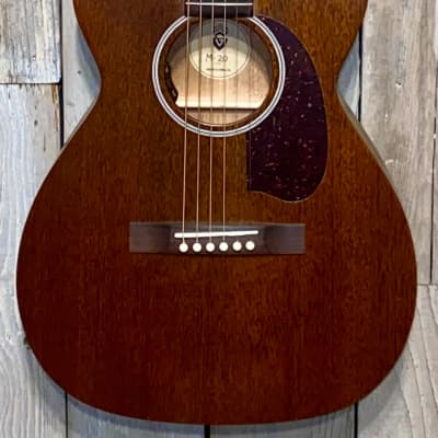 Guild M-20 Concert Acoustic Guitar - Natural Finish, Made in USA, Support Small Business Buy It Here for sale