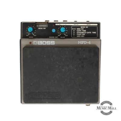 Boss MPD-4 MIDI Pad (USED) x9512