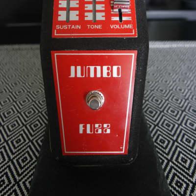 Jen Jumbo Fuzz Early 70's, freshly serviced for sale