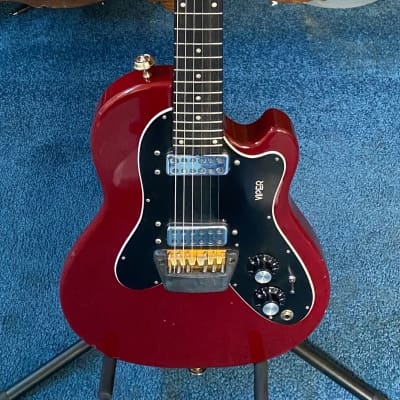 Ovation Viper 1970s Red for sale