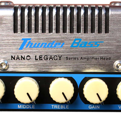 Hotone Nano Legacy Series Amp Head - Thunder Bass for sale