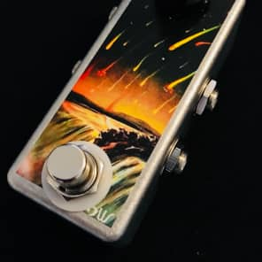 Saturnworks Momentary Feedback Looper Switch Pedal, w/ Neutrik Jacks, Handcrafted in California, USA