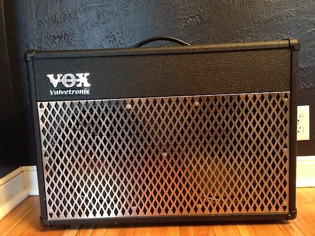 vox valvetronix ad50vt 50w 2x12 guitar combo amp reverb. Black Bedroom Furniture Sets. Home Design Ideas