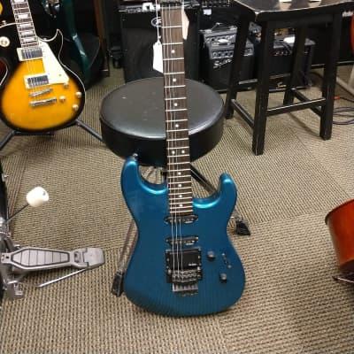 Jackson Charvel Model 3 1988 Turquoise for sale