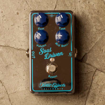 Xotic Soul Driven for sale