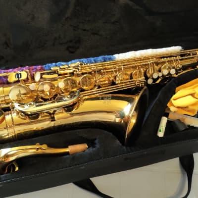 used Mirage Tenor Sax w/ Case