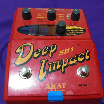 Akai Deep Impact SB1 *Prototype* *rare* for sale