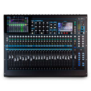 Allen & Heath QU-24C Chrome Edition 24-Channel Digital Mixer