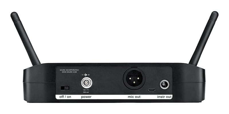 shure glxd14 wireless guitar system starsound audio inc reverb. Black Bedroom Furniture Sets. Home Design Ideas