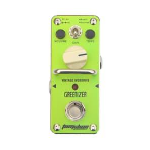 Tom's Line Engineering AGR-3 Greenizer Vintage Overdrive Guitar effects Pedal 2016