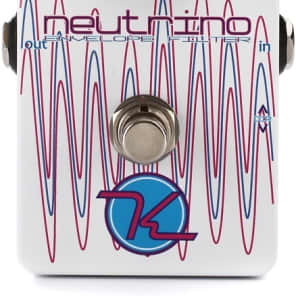 Keeley Neutrino Envelope Filter KNEUT Guitar Wah Effects Pedal  2-Day Delivery