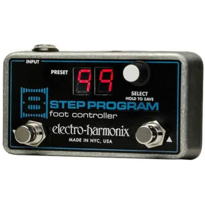 Electro Harmonix 8 Step Program Foot Controller for sale