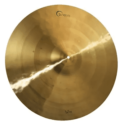 """Dream Cymbals Vintage Bliss Series 22"""" Crash/Ride Cymbal"""
