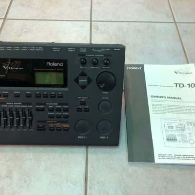 Roland TD-10 V-Drum Percussion Sound Module