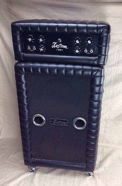 Vintage kustom 100 amp