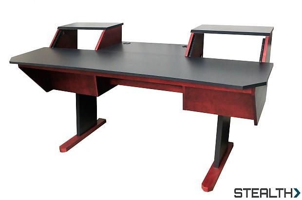 m gear design stealth recording studio desk m gear design reverb. Black Bedroom Furniture Sets. Home Design Ideas