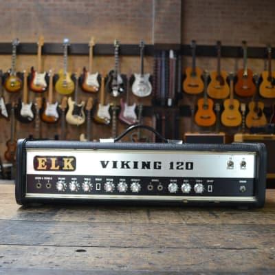 ELK Viking 120 Guitar Head  Early 1970's for sale