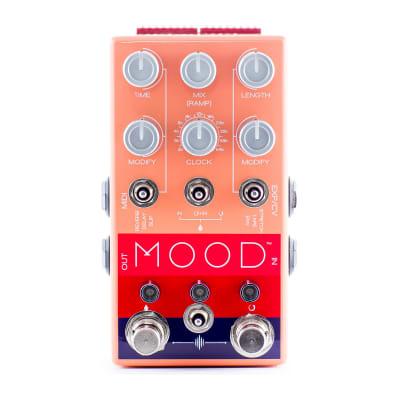 Chase Bliss Audio MOOD Granular Micro-Looper / Delay