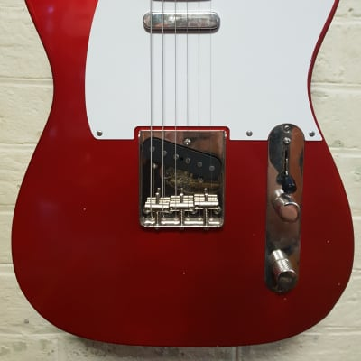 XOTIC CALIFORNIA CLASSIC XTC-1 CANDY APPLE RED RW for sale