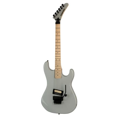 Kramer Baretta Vintage, Maple fretboard, Pewter Gray for sale