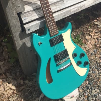 Cort Jim Triggs Chamber 2000 Teal for sale