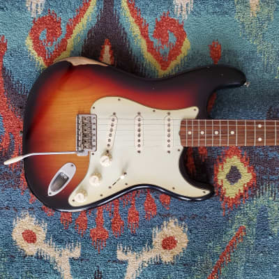 Fender Road Worn '60s Stratocaster SSL-1's