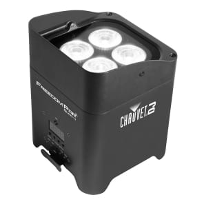 Chauvet Freedom Par Quad-4 RGBA Wireless LED Light