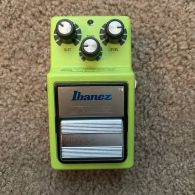 Ibanez SD-9 Sonic Distortion - modded by Analogman